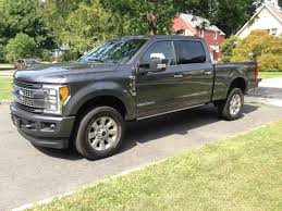 Ford Diesel Turbo Trucks - ford super duty pickup review pictures details business insider