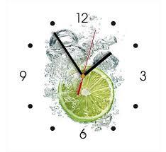 horloge murale cuisine horloge murale dacocitron collection avec horloge murale cuisine
