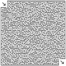 printable hard maze games level 5 von 5 schwer alter ab 12 jahre mazes to print mega