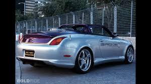 lexus convertible lexus sc 430 pace car