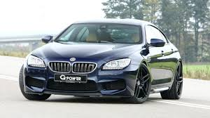 custom bmw m6 bmw m6 gran coupe now comes with 740 hp thanks to g power