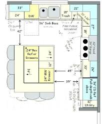kitchen island width kitchen island dimensions photogiraffe me