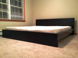 Malm Low Bed Frame Malm Bed Low Frame Adorable Bunkeberget
