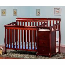 Convertible Crib And Changer Combo Crib Changer Combos Hayneedle