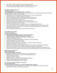 Help Desk Specialist Resume Computer Support Specialist Resume Program Format