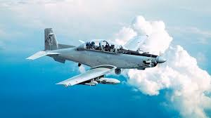 at 6 light attack aircraft wichita built textron aviation attack plane will continue in u s