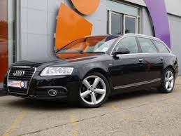 audi a6 2009 for sale 2009 audi a6 avant s line 2 0tdi automatic black 5d for sale in