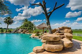 How To Make A Lazy River In Your Backyard 9 Homes For Sale With Epic Water Slides Trulia U0027s Blog Real