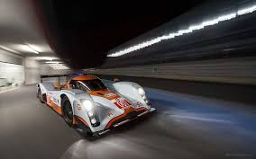 gulf racing wallpaper aston martin night race wallpaper hd car wallpapers
