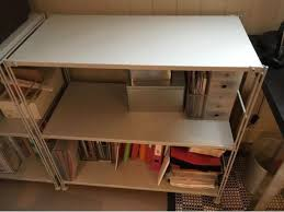 muji bureau steel unit shelf from muji in earls court gumtree
