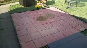 Concrete Patio Pavers Concrete Patio Pavers Walmart Pavers Lowes 24 24 Concrete Pavers