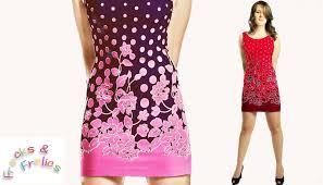 sewing pattern shift dress