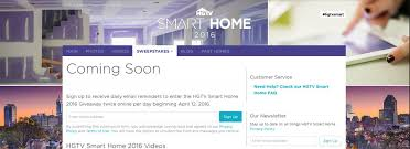 hgtv smart home 2016 9 hgtv smart home 2016 9 ways to prepare for the giveaway winzily