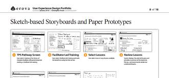 download the ux portfolio template and kickstart your career
