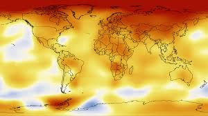 World Temperatures Map by Svs Five Year Average Global Temperature Anomalies From 1881 To 2009