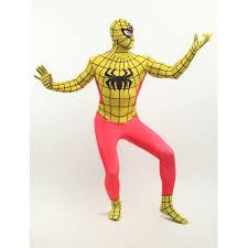 zentai spiderman halloween costume cosercosplay com