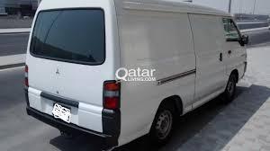 mitsubishi van mitsubishi l300 cargo bed van sale qatar living