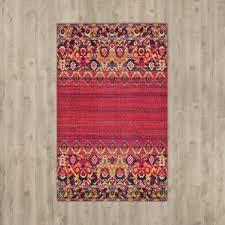 Area Rug Patterns Pink Rugs You U0027ll Love Wayfair