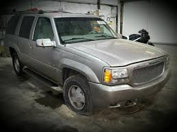 subway truck parts used 2000 cadillac escalade parts