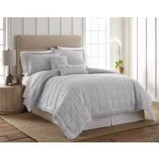 Grey Linen Bedding - your lifestyle
