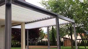 retractable roof systems canopy pergola