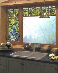 Stained Glass For Kitchen Cabinets by Decorating Elegant Design Of Artscape Window Film For Your Sweet