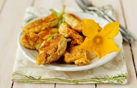 cuisiner les fleurs de courgette beignets de fleur de courgette par le chef apollo apollo