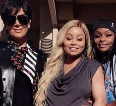 kris jenner feuding with blac chyna u0027s mom over baby dream