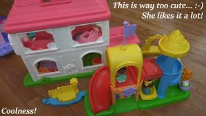 Fisher Price Doll House Furniture Doll House For Kids Fisher Price Little People Happy Sounds Home