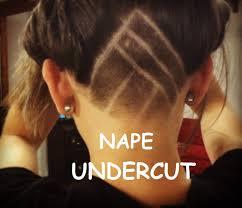 undercut women s designs undercut step by step youtube