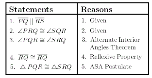 proving congruence with asa and aas wyzant resources