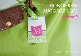 Business Card Luggage Tags Laminated Printable Luggage Tags