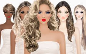 unlock covet fashion hairstyle new hair and makeup for the 2 3m closet value enjoy it in covet