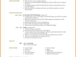 staff accountant resume objective accounting resume objective