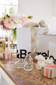 registry bridal wedding gift registry inspiration with crate and barrel