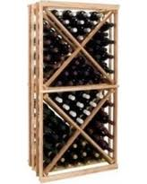 spectacular deal on wine cellar innovations rustic pine 80 bottle