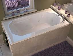 venzi irma 36 x 60 rectangular air whirlpool jetted bathtub with