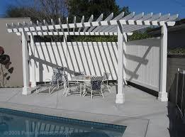 Pre Built Pergolas by Los Angeles Wood Pergolas Patio Covers Arbors U0026 Beautiful Trellises