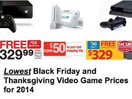 black friday best gaming deals best black friday and thanksgiving video game deals for 2014