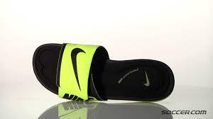 nike solarsoft comfort slide sandals 72286 youtube