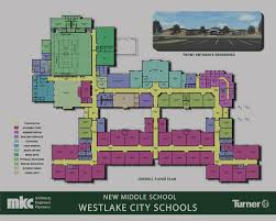 updated renderings floor plan boards westlake schools master