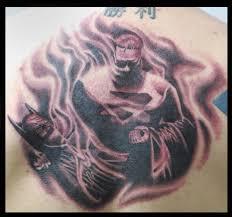 rod car tattoos smoke tattoos shading