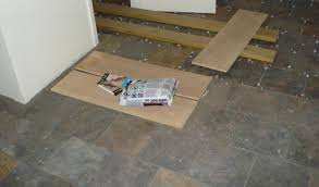 How To Remove Hair From Bathroom Floor Diy How To Refinish Seal And Maintain A Slate Tile Floor