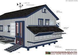 poultry house construction plans chicken coop design ideas