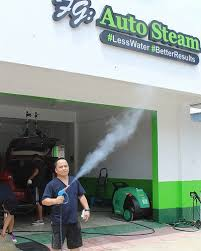Interior Steam Clean Car Steam Cleaning Car Wash Safe For Interior And Exterior Of Vehicles