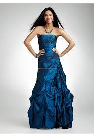 robe de mari e bleue robe de mariée bleu avec bustier broderie