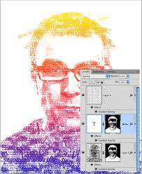typography portrait tutorial photoshop elements 10 best typography tutorials