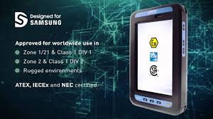 tab ex 01 android tablet for atex iecex zone 2 u0026 division 2