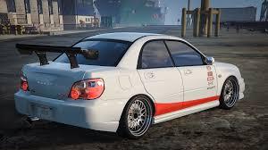2004 subaru wrx modded subaru impreza wrx sti 2004 u0027born to race u0027 livery gta5 mods com