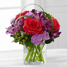 the ftd be bold bouquet by better homes and gardens vase